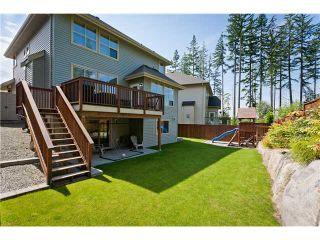 """Photo 10: 110 HAWTHORN Drive in Port Moody: Heritage Woods PM House for sale in """"EVERGREEN HEIGHTS"""" : MLS®# V962426"""