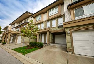 "Photo 1: 47 19505 68A Avenue in Surrey: Clayton Townhouse for sale in ""CLAYTON RISE"" (Cloverdale)  : MLS®# R2324679"