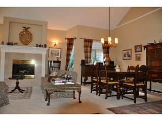 """Photo 3: 41 5531 CORNWALL Drive in Richmond: Terra Nova Townhouse for sale in """"QUILCHENA GREEN"""" : MLS®# V1040434"""