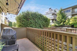 Main Photo: 204 2458 YORK Avenue in Vancouver: Kitsilano Condo for sale (Vancouver West)  : MLS®# R2625973
