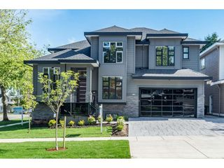 Photo 1: 12988 CARLUKE Crescent in Surrey: Queen Mary Park Surrey House for sale : MLS®# R2415665