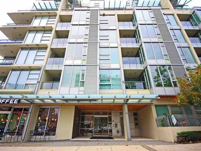 """Main Photo: 504 2528 MAPLE Street in Vancouver: Kitsilano Condo for sale in """"THE PULSE"""" (Vancouver West)  : MLS®# V1090811"""