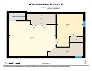 Photo 35: 49 Templeson Crescent NE in Calgary: Temple Detached for sale : MLS®# A1089563