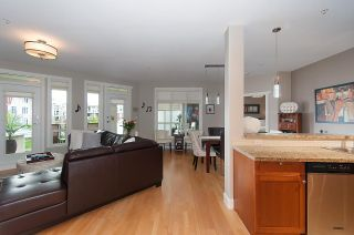 """Photo 1: 334 4280 MONCTON Street in Richmond: Steveston South Condo for sale in """"THE VILLAGE"""" : MLS®# R2263672"""