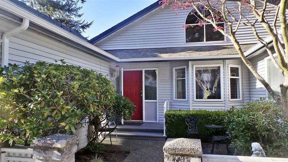 Main Photo: 115 1744 128 STREET in South Surrey White Rock: Crescent Bch Ocean Pk. Home for sale ()  : MLS®# R2451383