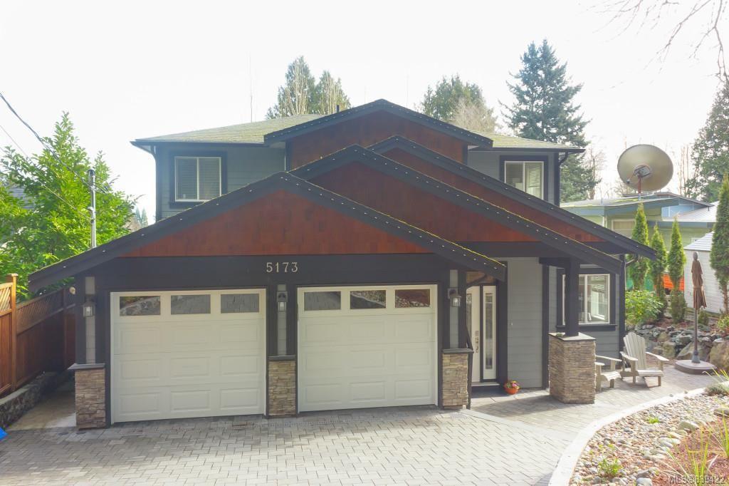 Main Photo: 5173 Lochside Dr in Saanich: SE Cordova Bay House for sale (Saanich East)  : MLS®# 839422