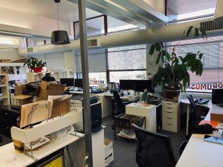 Photo 11: 1508 W 2 Avenue in Vancouver: False Creek Office for lease (Vancouver West)  : MLS®# C8037082