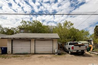 Photo 38: 814 K Avenue South in Saskatoon: King George Residential for sale : MLS®# SK856294