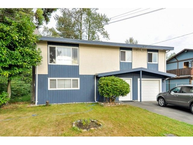 Main Photo: 3992 ST THOMAS Street in Port Coquitlam: Lincoln Park PQ House for sale : MLS®# V1037690