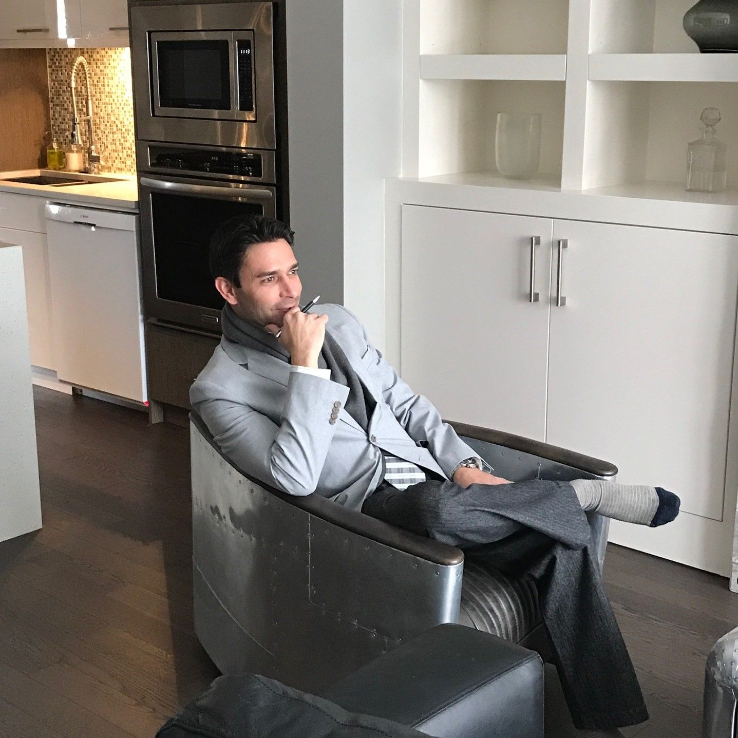 Calgary House Hunting With Steven Hill