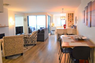 Photo 3: 705 420 CARNARVON STREET in New Westminster: Downtown NW Condo for sale : MLS®# R2527559
