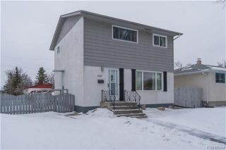 Photo 1: 400 Newman Avenue West in Winnipeg: West Transcona Residential for sale (3L)  : MLS®# 1801466