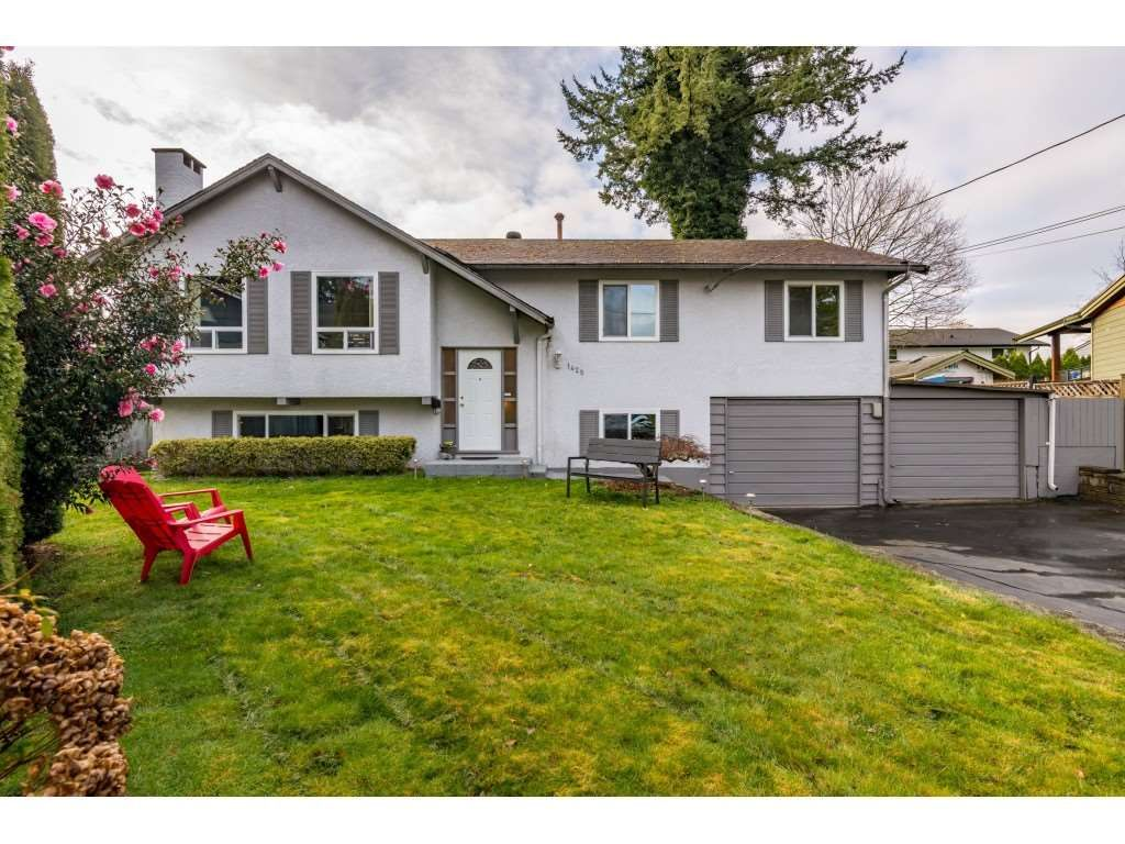 Main Photo: 1425 STEWART PLACE in Port Coquitlam: Lower Mary Hill House for sale : MLS®# R2448698