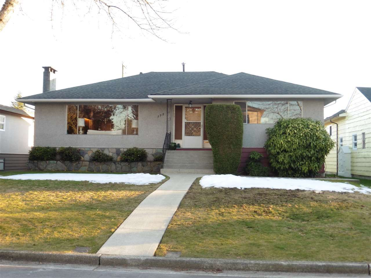 Main Photo: 792 W 46TH Avenue in Vancouver: Oakridge VW House for sale (Vancouver West)  : MLS®# R2345854