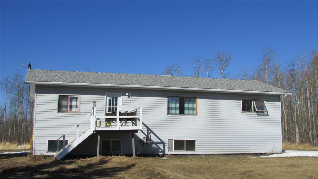 """Main Photo: 7574 255 Road in Fort St. John: Fort St. John - Rural E 100th House for sale in """"BALDONNEL"""" (Fort St. John (Zone 60))  : MLS®# R2564563"""