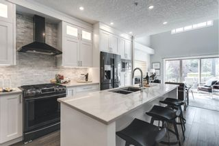 Main Photo: 8 11 Scarpe Drive SW in Calgary: Garrison Woods Row/Townhouse for sale : MLS®# A1138236
