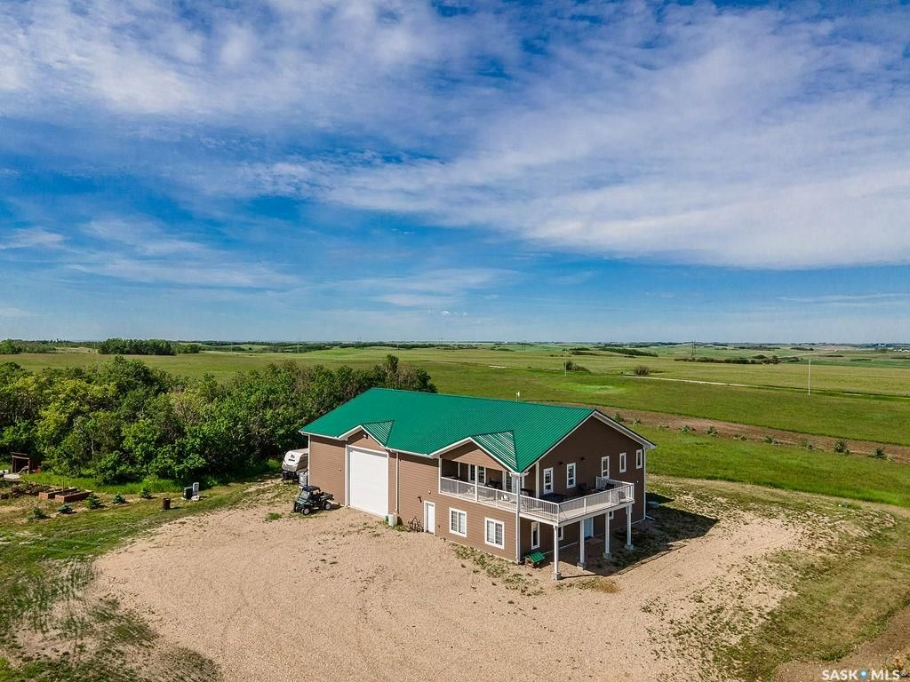 Main Photo: Gryba Acreage in Grant: Residential for sale (Grant Rm No. 372)  : MLS®# SK817842