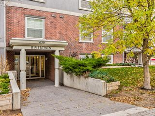 Photo 2: 516 630 8 Avenue SE in Calgary: Downtown East Village Apartment for sale : MLS®# A1065266