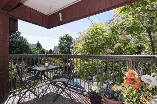 Main Photo: 410 2920 ASH Street in Vancouver: Fairview VW Condo for sale (Vancouver West)  : MLS®# R2588445