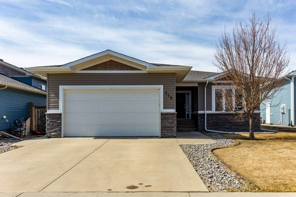 Main Photo: 118 Houle Drive: Morinville House for sale : MLS®# E4239851