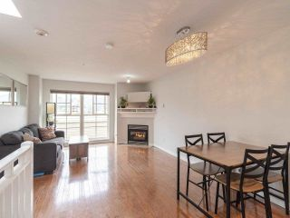 """Photo 4: 318 678 W 7TH Avenue in Vancouver: Fairview VW Townhouse for sale in """"LIBERTE"""" (Vancouver West)  : MLS®# R2575214"""