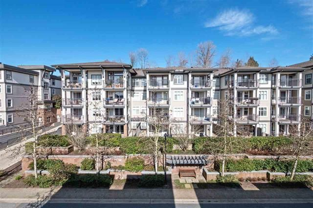 Main Photo: 407 4868 Brentwood Dr in Burnaby: Brentwood Park Condo for sale (Burnaby North)  : MLS®# R2446450