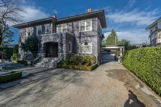 Main Photo: 1529 W 36TH Avenue in Vancouver: Shaughnessy House for sale (Vancouver West)  : MLS®# R2594966