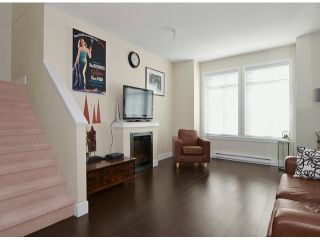 """Photo 2: 86 8250 209B Street in Langley: Willoughby Heights Townhouse for sale in """"OUTLOOK"""" : MLS®# F1404078"""