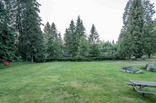 Photo 20: 2511 SUNNYSIDE Road: Anmore House for sale (Port Moody)  : MLS®# R2450408