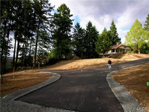 Main Photo: SL 3 Rodolph Rd in VICTORIA: CS Tanner Land for sale (Central Saanich)  : MLS®# 708709