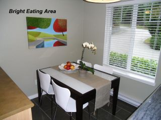 """Photo 3: # 24 5839 PANORAMA DR in Surrey: Sullivan Station Townhouse for sale in """"FOREST GATE"""" : MLS®# F1308334"""