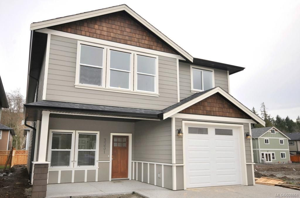 Main Photo: 3331 Merlin Rd in Langford: La Luxton House for sale : MLS®# 608861