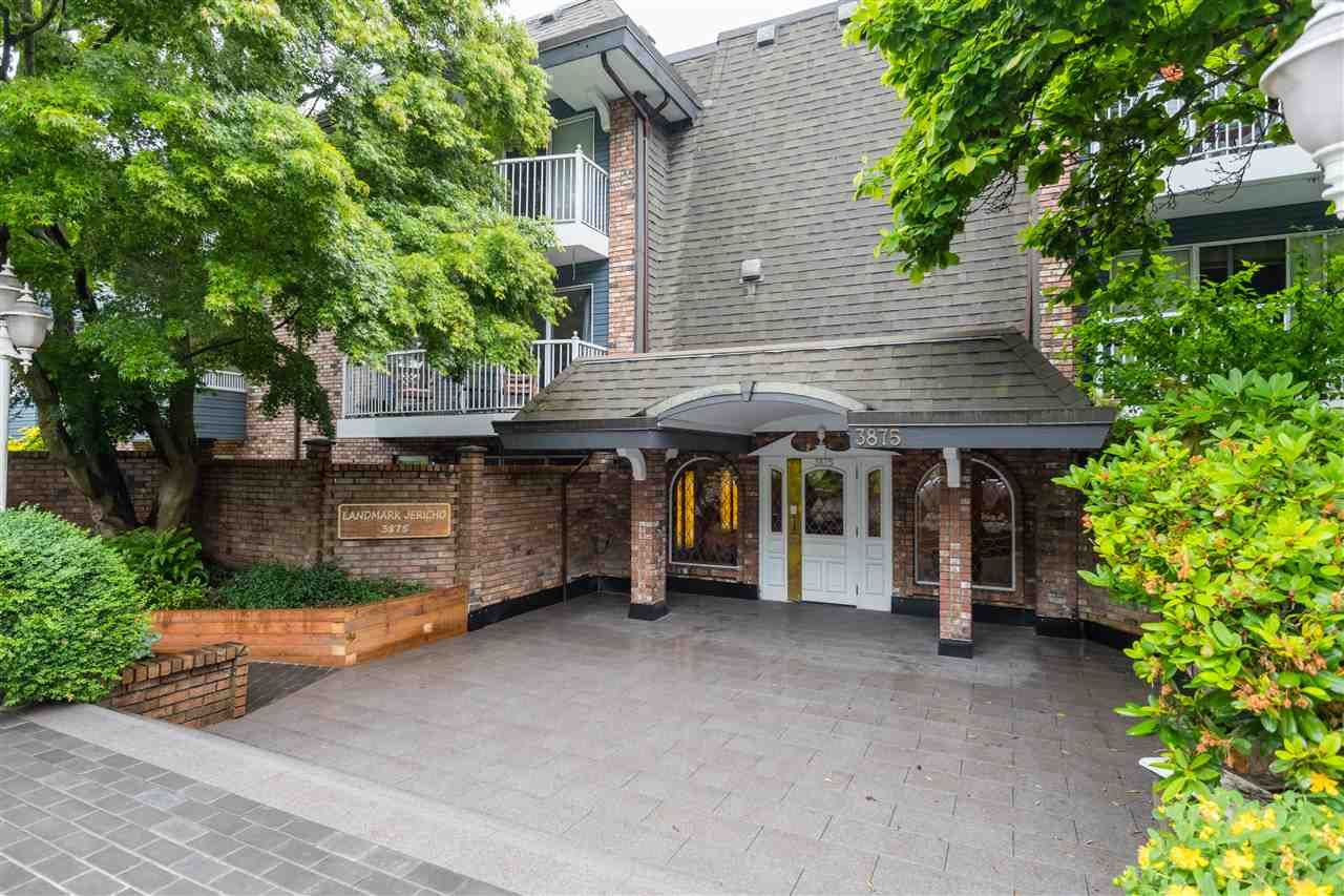 Main Photo: 313 3875 W 4TH AVENUE in Vancouver: Point Grey Condo for sale (Vancouver West)  : MLS®# R2468177