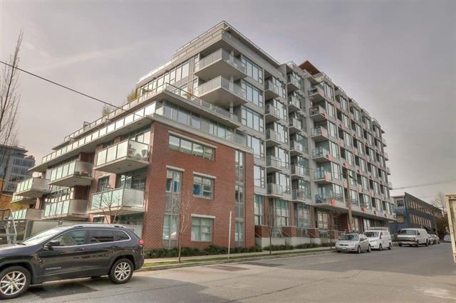 Main Photo: 454 250 E 6th Avenue in vancouver: Mount Pleasant VE Condo for sale (Vancouver East)  : MLS®# R2021699