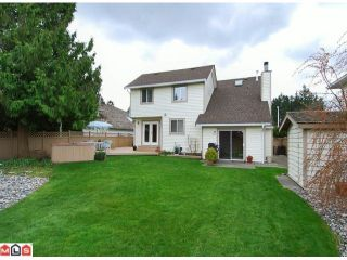 """Photo 10: 9280 154A Street in Surrey: Fleetwood Tynehead House for sale in """"BERKSHIRE PARK"""" : MLS®# F1007841"""