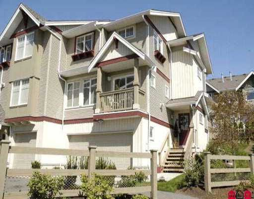 """Main Photo: 28 6651 203RD ST in Langley: Willoughby Heights Townhouse for sale in """"SUNSCAPE"""" : MLS®# F2607924"""