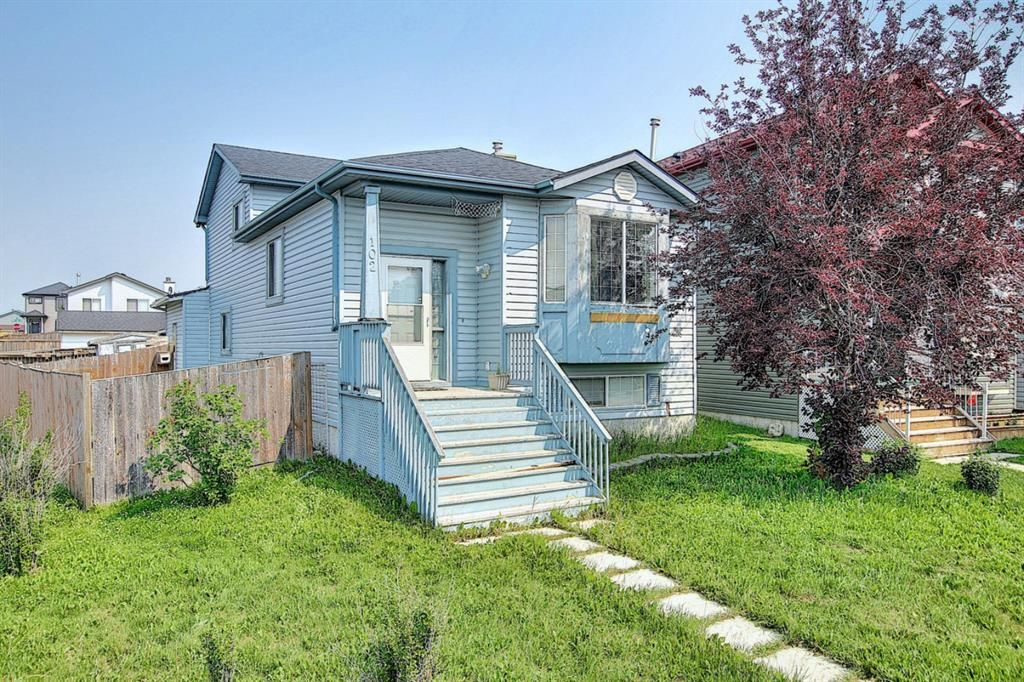 Main Photo: 102 Martin Crossing Grove NE in Calgary: Martindale Detached for sale : MLS®# A1130397