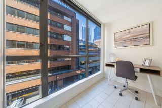 "Photo 10: 611 1189 HOWE Street in Vancouver: Downtown VW Condo for sale in ""GENESIS"" (Vancouver West)  : MLS®# R2568741"