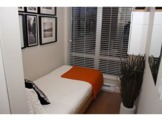 """Photo 7: 509 3811 HASTINGS Street in Burnaby: Vancouver Heights Condo for sale in """"MONDEO"""" (Burnaby North)  : MLS®# V905399"""