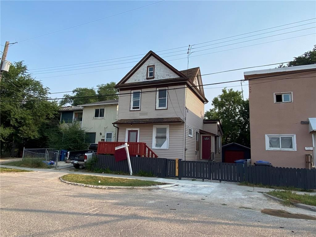 Main Photo: 515 Magnus Avenue in Winnipeg: North End Residential for sale (4A)  : MLS®# 202118984