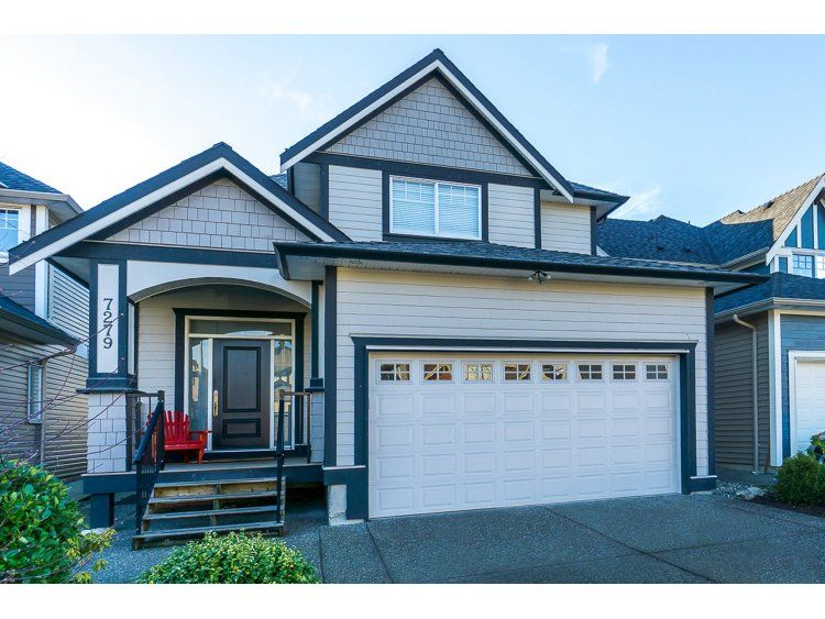 Main Photo: 7279 199 Street in Langley: Willoughby Heights House for sale : MLS®# R2032273