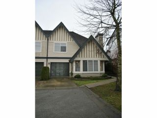 """Photo 1: # 86 18883 65TH AV in Surrey: Cloverdale BC Townhouse for sale in """"Applewood"""" (Cloverdale)  : MLS®# F1402311"""