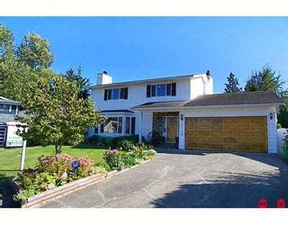 """Photo 1: 19740 51ST AV in Langley: Langley City House for sale in """"EAGLE HEIGHTS"""" : MLS®# F2619867"""