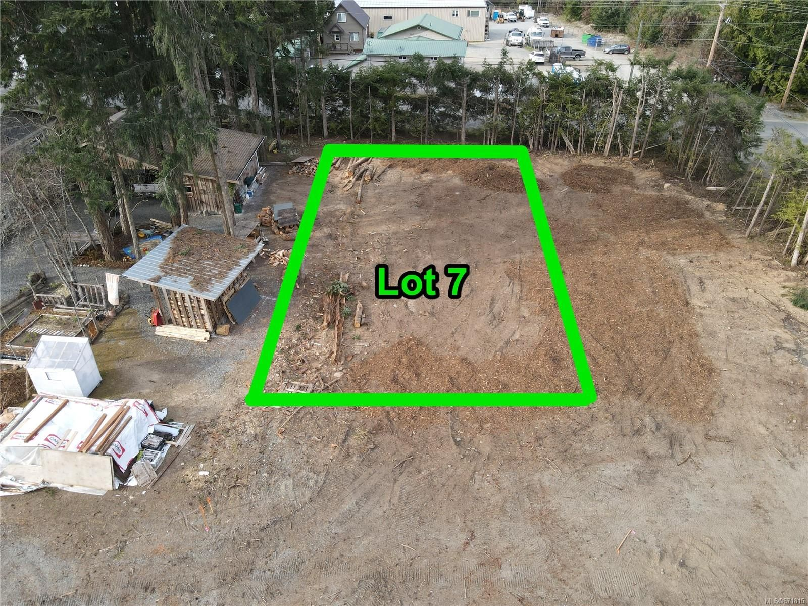 Main Photo: 7 Allsbrook Rd in : PQ Errington/Coombs/Hilliers Land for sale (Parksville/Qualicum)  : MLS®# 871815