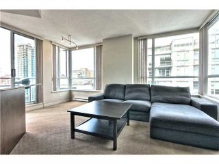 Photo 1: # 1604 1212 HOWE ST in Vancouver: Downtown VW Condo for sale (Vancouver West)  : MLS®# V1033629