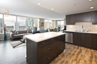 """Photo 4: 1901 4400 BUCHANAN Street in Burnaby: Brentwood Park Condo for sale in """"MOTIF by BOSA"""" (Burnaby North)  : MLS®# R2056492"""