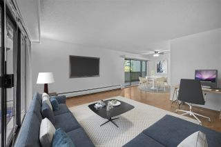 """Photo 2: 214 1955 WOODWAY Place in Burnaby: Brentwood Park Condo for sale in """"Douglas View"""" (Burnaby North)  : MLS®# R2507334"""