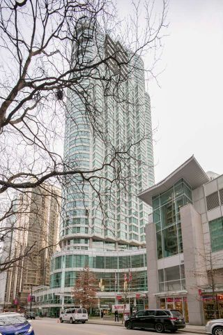 "Photo 15: 1821 1128 W HASTINGS Street in Vancouver: Coal Harbour Condo for sale in ""MARRIOTT PINNACLE HOTEL"" (Vancouver West)  : MLS®# R2135243"