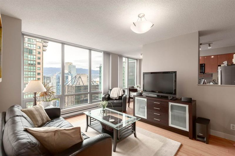 FEATURED LISTING: 2101 - 1288 GEORGIA Street West Vancouver