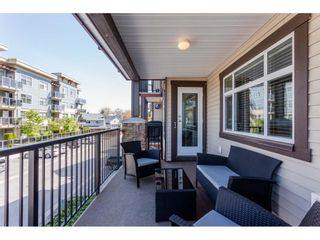 """Photo 17: 204 19939 55A Avenue in Langley: Langley City Condo for sale in """"Madison Crossing"""" : MLS®# R2261484"""